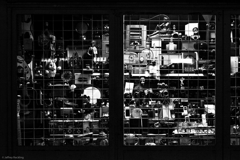 Technik, Shop, Berlin, Wedding, 2014
